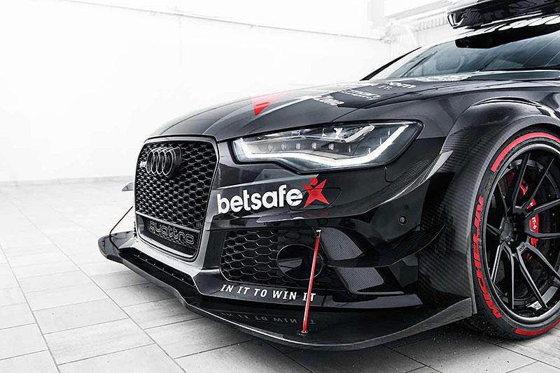 Jon Olsson má 950koňové Audi RS 6 DTM: - fotka 6