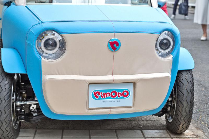 Rimono EV: Elektrický hadraplán z Japonska? Už příští rok: - fotka 14