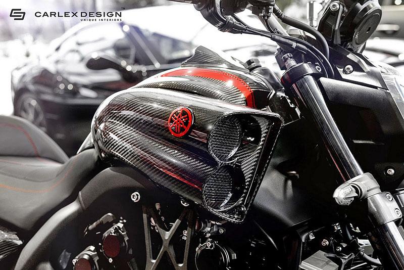 Carlex Yamaha VMAX: Poláci zkouší motorky: - fotka 6