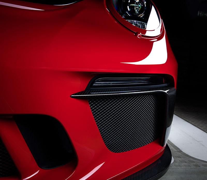 TechArt našel prostor pro zdokonalení Porsche 911 GT3: - fotka 6
