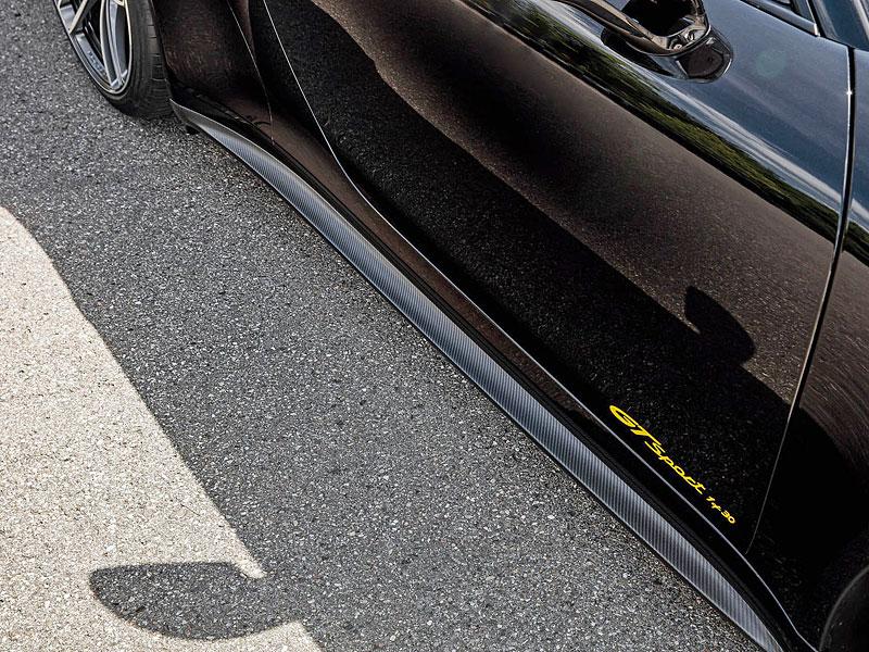 TechArt GTsport 1 of 30: Decentně pojaté ladění Porsche 911 Turbo S: - fotka 11