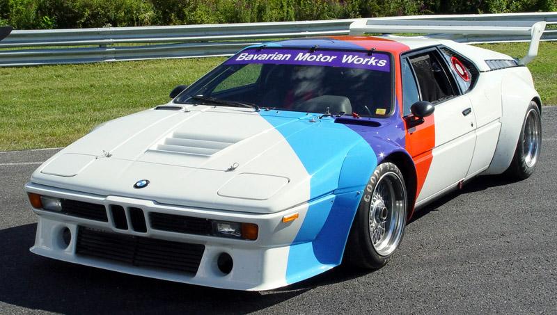 BMW M1 slaví 30 let: - fotka 18