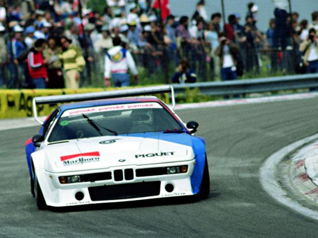 BMW M1 slaví 30 let: - fotka 20