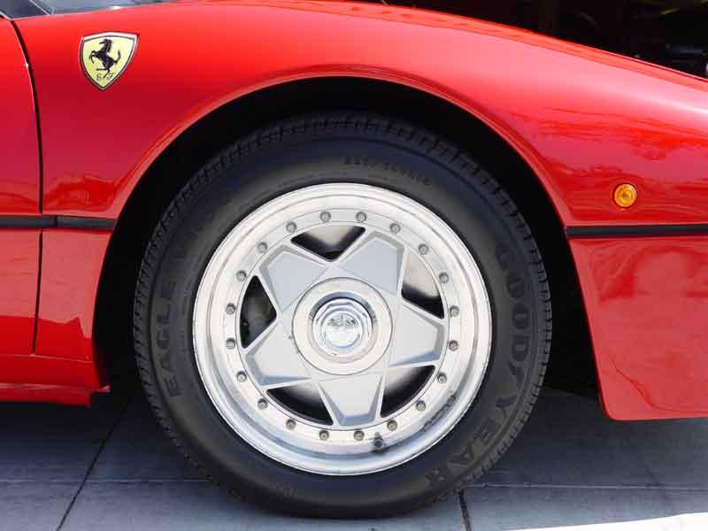 Pod lupou: Ferrari 288 GTO – Podruhé a naposled: - fotka 87