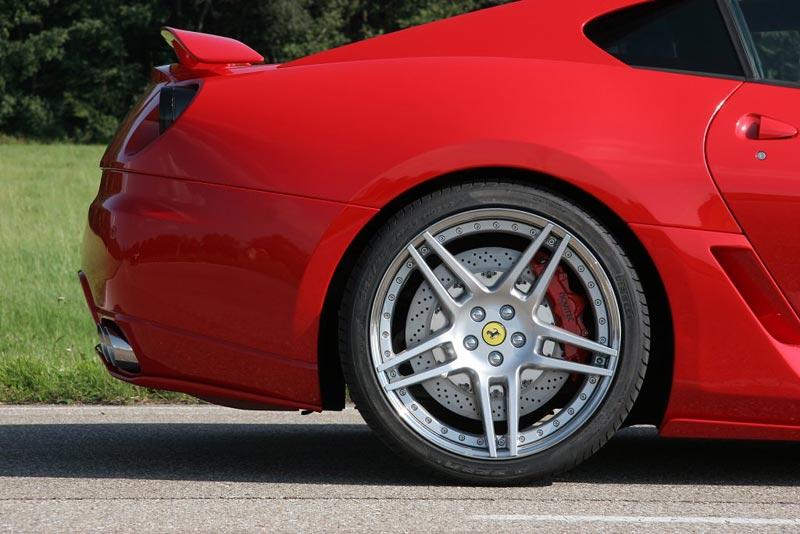 Novitec Rosso Ferrari 599 GTB: - fotka 14