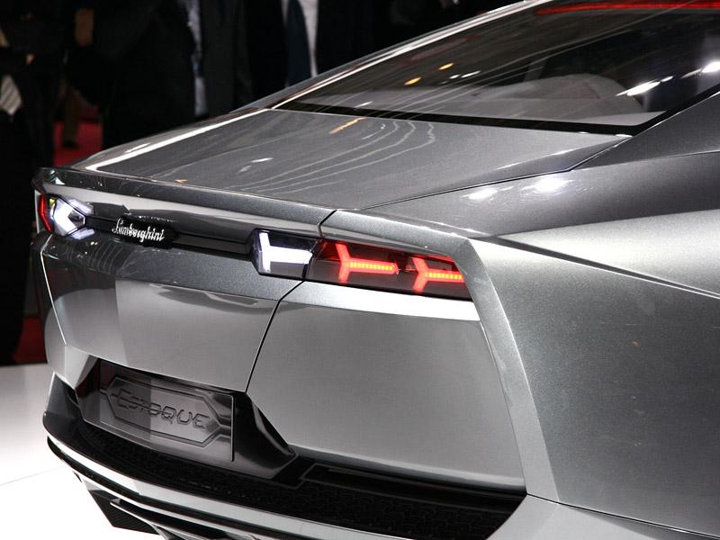Lamborghini Estoque opět na pořadu dne?: - fotka 48