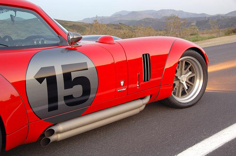 Shelby Daytona Coupe Le Mans Edition: replika závodní hvězdy: - fotka 27