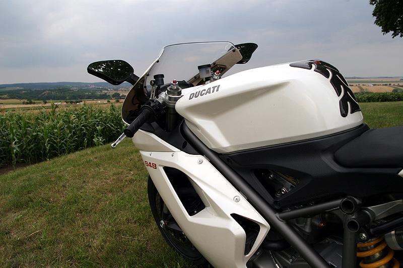 Top 10 roku 2009: Motorky: - fotka 20
