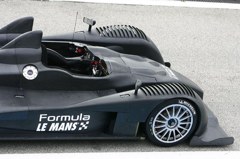 Formula Le Mans: přípravka na vytrvalostní závody: - fotka 36