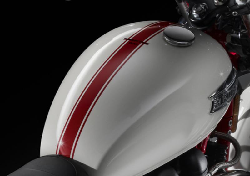 Triumph Thruxton SE: ještě více stylu pro café racer: - fotka 6