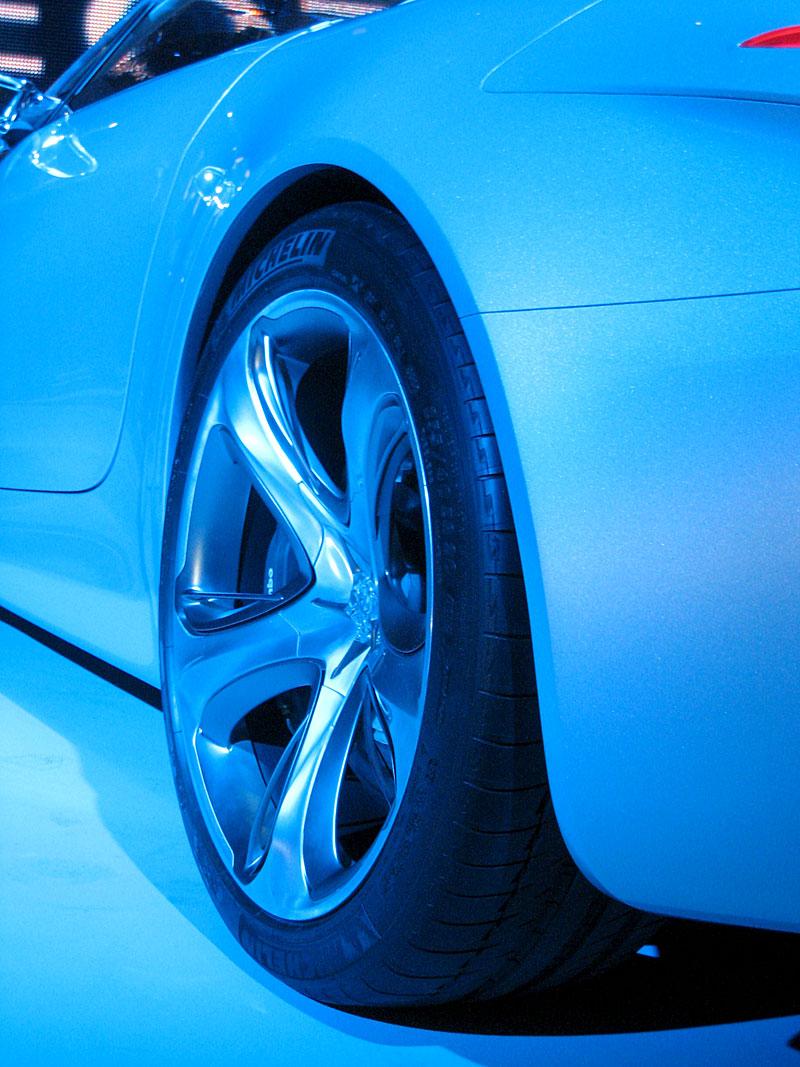 Koncept SR1: nová image Peugeotu přichází: - fotka 45