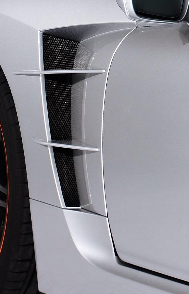 Ženeva 2010: Carlsson Super-GT C25 – první vlastní model: - fotka 8