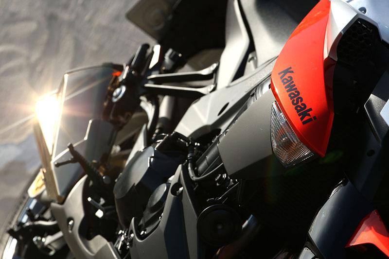 Kawasaki Z1000 - Velký Zed opět na scéně (představení): - fotka 21