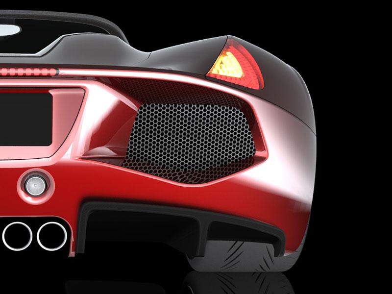 TranStar Dagger GT: supersport s výkonem 2000 koní: - fotka 21