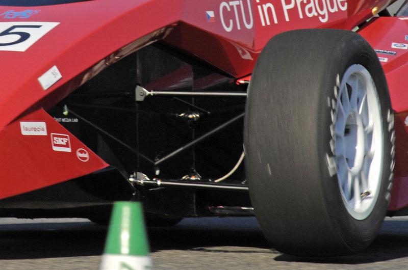 Formule ČVUT: solidní výsledek na Hockenheimu: - fotka 3