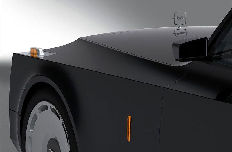 ZiL Concept: budoucnost prezidentských limuzín: - fotka 19