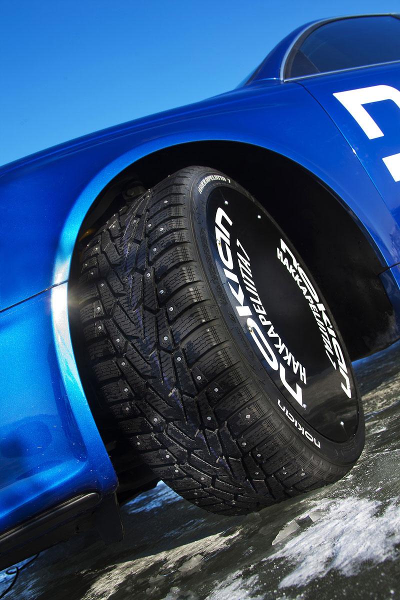 Nokian Tyres: rychlostní rekord Bentleye na ledu překonán!: - fotka 12