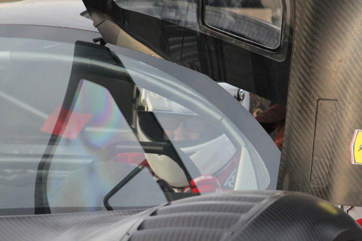 Ferrari P4/5 Competizione: první úspěšné testy na Nürburgringu: - fotka 44