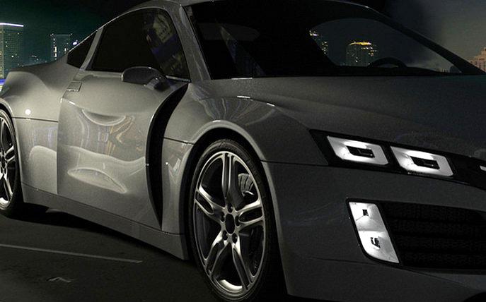 Volkswagen Concept Sports Car: kreace co přijíždí až z Kyrgyzstánu: - fotka 33