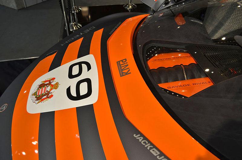 Savage Rivale GTR pózuje v Monaku: - fotka 12