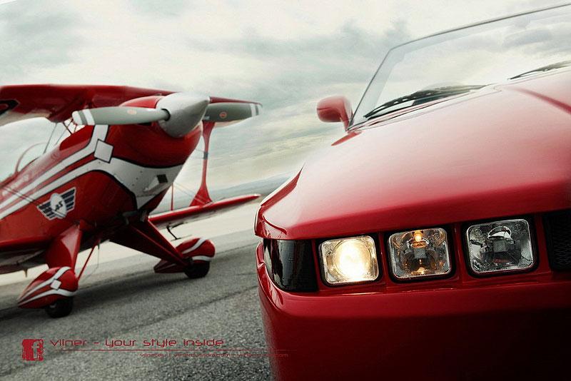 Vilner Il Mostro: Alfa Romeo RZ jako ze škatulky: - fotka 17