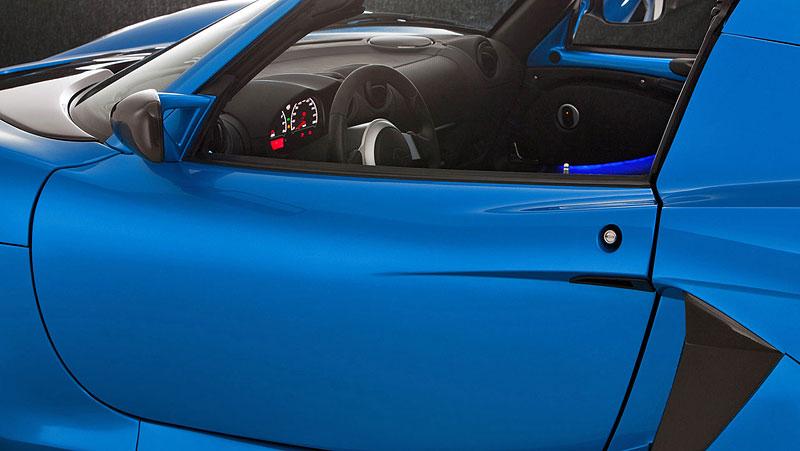 Detroit Electric SP:01: nepřímý nástupce pro Tesla Roadster: - fotka 12