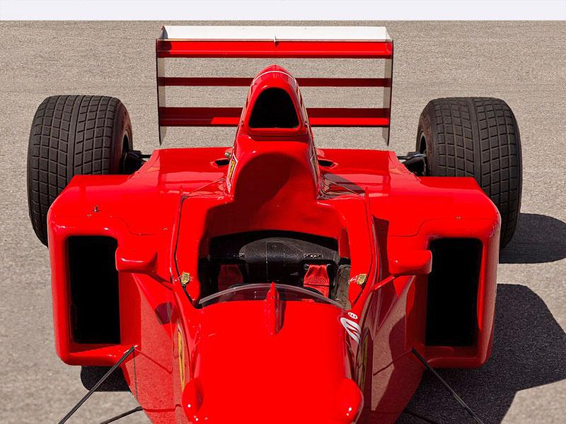 Formule 1 po Schumacherovi je k mání za 18 milionů korun: - fotka 9