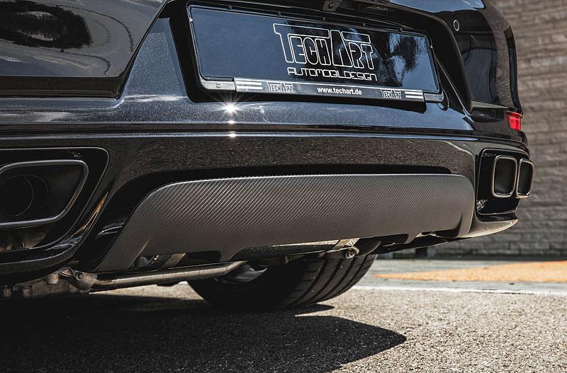 TechArt GTsport 1 of 30: Decentně pojaté ladění Porsche 911 Turbo S: - fotka 12