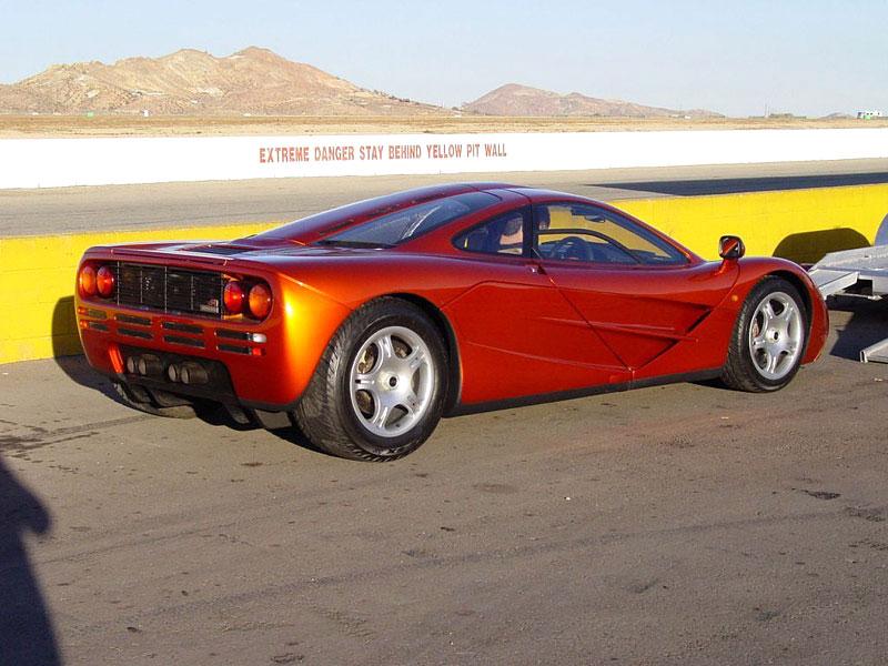 Pod lupou: McLaren F1, legendární král: - fotka 45