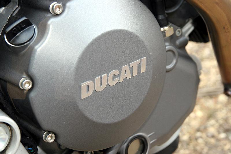 Test - Ducati Monster 696 - první z nové vlny: - fotka 24