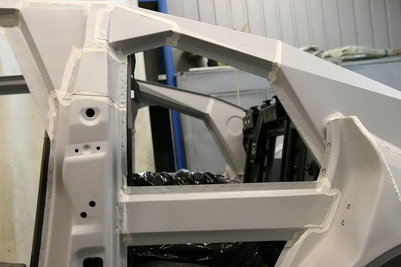 Russian Automotive Design: Mercury z Porsche Cayenne: - fotka 7
