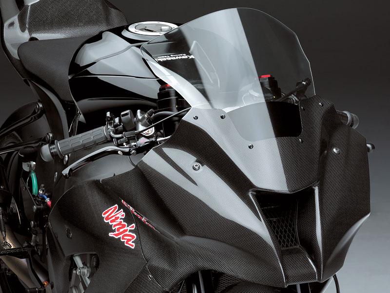 Kawasaki ZX-10R Ninja 2011 – první odhalení: - fotka 7