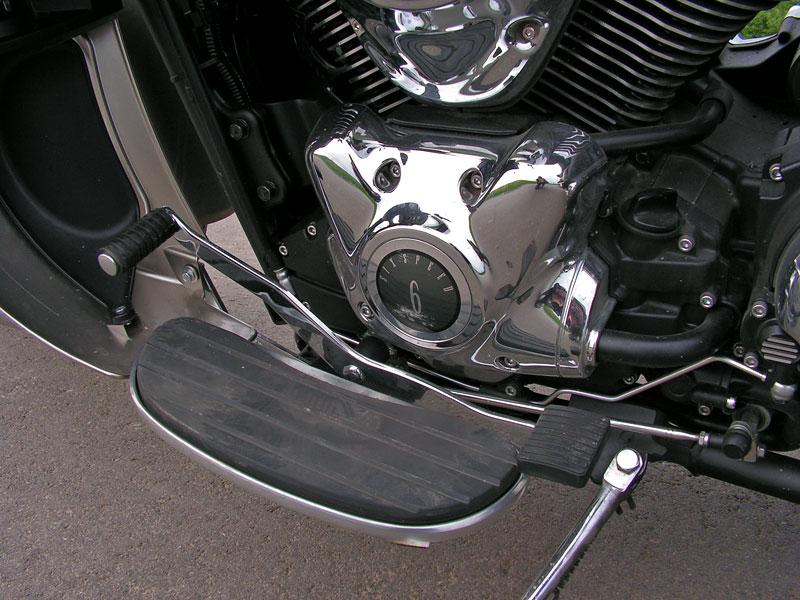 Test: Kawasaki VN1700 Voyager a srovnání s Harley-Davidson Electra Glide: - fotka 27