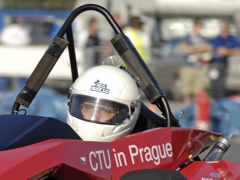 Formule ČVUT: solidní výsledek na Hockenheimu: - fotka 4