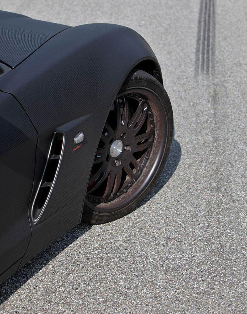 Corvette Z06 Romeo Ferraris: hamburger se špagetami: - fotka 19