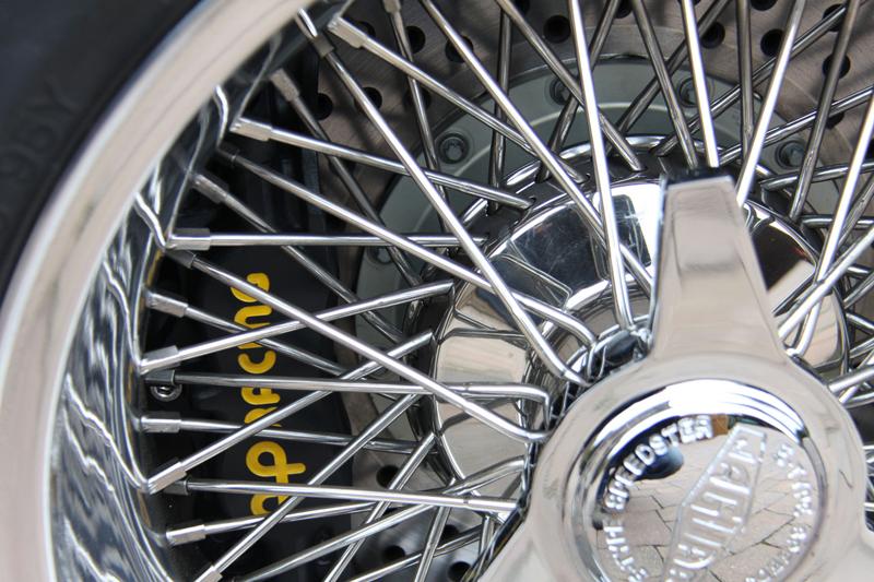 Eagle Spyder GT navazuje na E-Type Speedster a Low Drag GT: - fotka 12