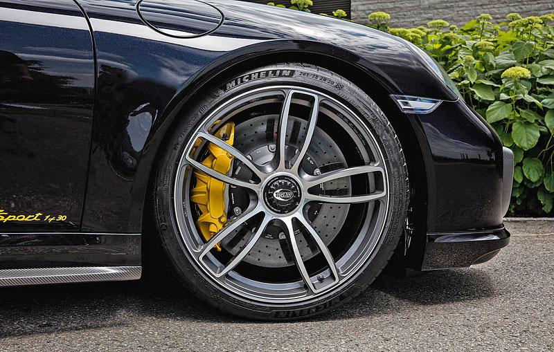 TechArt GTsport 1 of 30: Decentně pojaté ladění Porsche 911 Turbo S: - fotka 13
