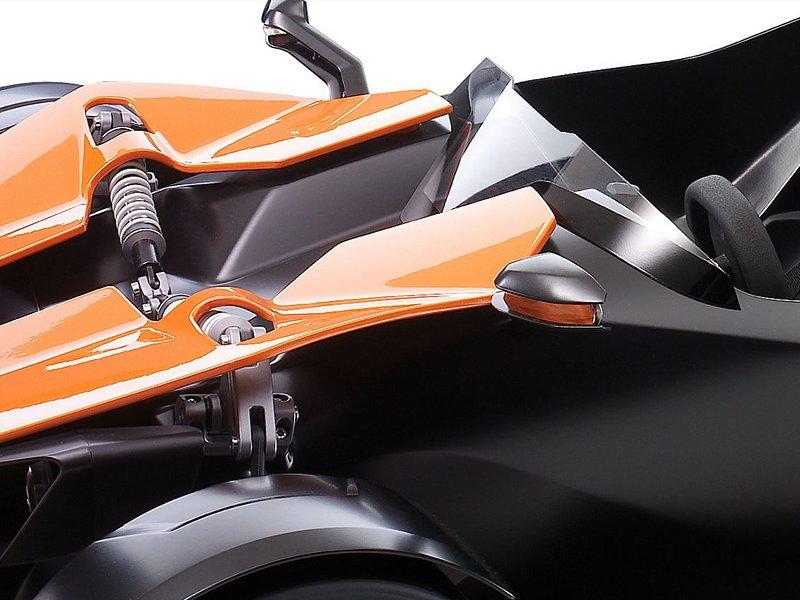 Ženeva živě: KTM X-Bow Dallara: - fotka 31