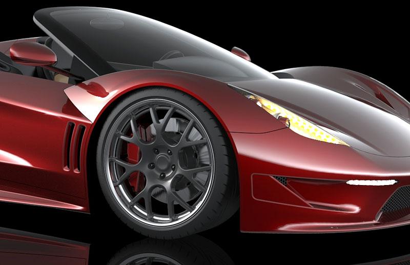 TranStar Dagger GT: supersport s výkonem 2000 koní: - fotka 23