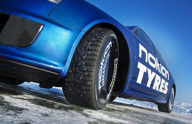 Nokian Tyres: rychlostní rekord Bentleye na ledu překonán!: - fotka 13