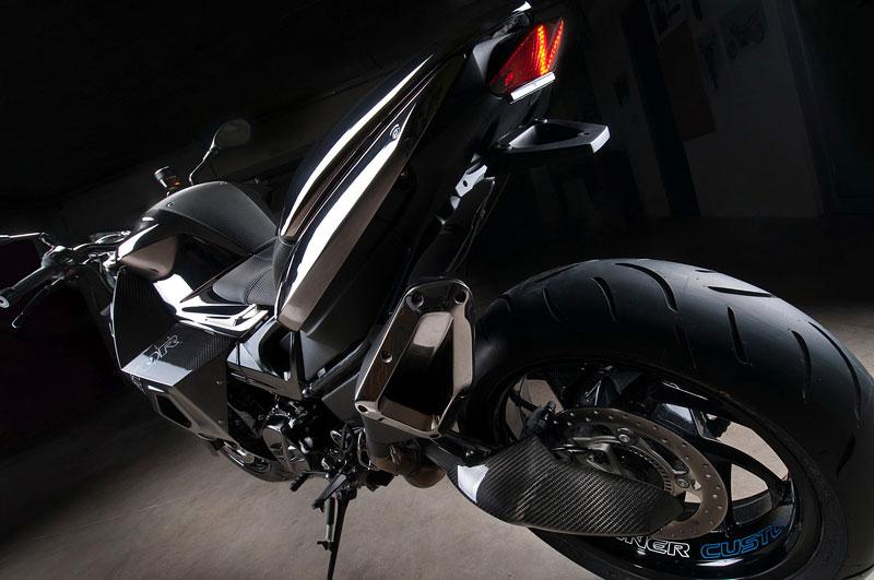 BMW F 800 R Predator od Vilner Custom Bike: - fotka 14