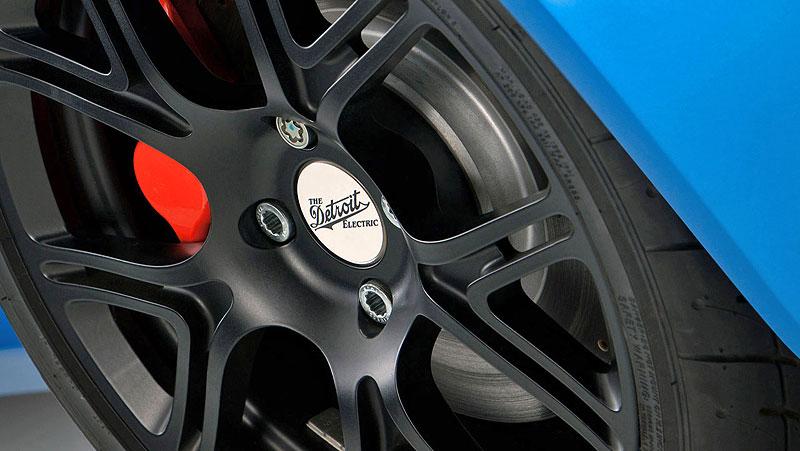 Detroit Electric SP:01: nepřímý nástupce pro Tesla Roadster: - fotka 14
