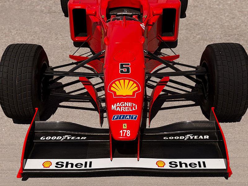 Formule 1 po Schumacherovi je k mání za 18 milionů korun: - fotka 10