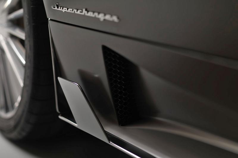 Spyker C8 Preliator: Evoluce namísto revoluce: - fotka 15