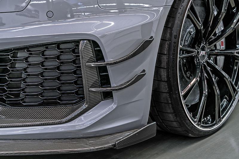 ABT RS4-R je brutální kombík Audi RS4 Avant s výkonem 530 koní: - fotka 13