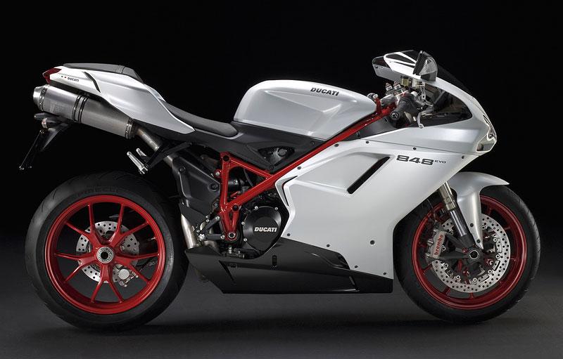 Intermot 2010 – Ducati poskromnu: - fotka 1