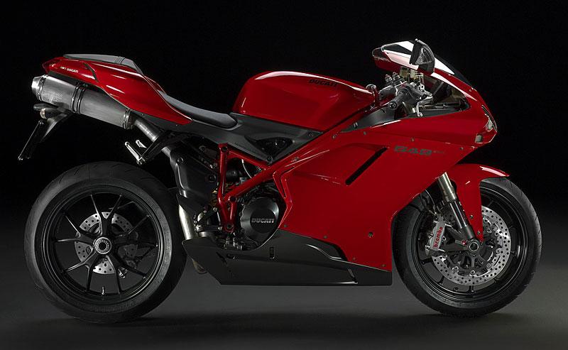 Intermot 2010 – Ducati poskromnu: - fotka 3