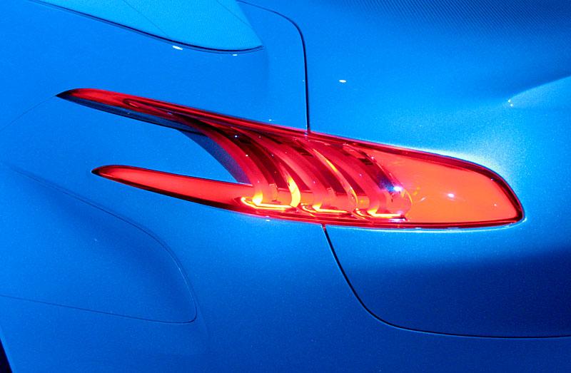 Koncept SR1: nová image Peugeotu přichází: - fotka 48