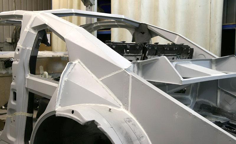 Russian Automotive Design: Mercury z Porsche Cayenne: - fotka 9