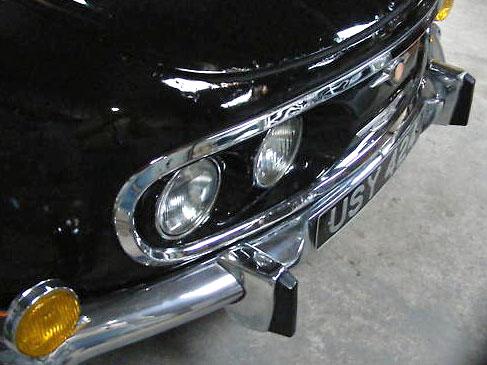 Tatra 603: jeden kousek na prodej až daleko v USA: - fotka 13